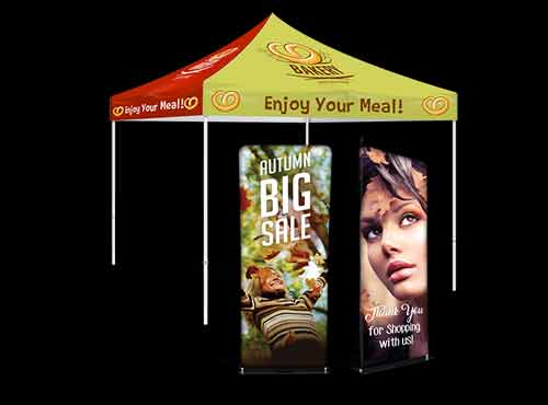 trade show banners & displays
